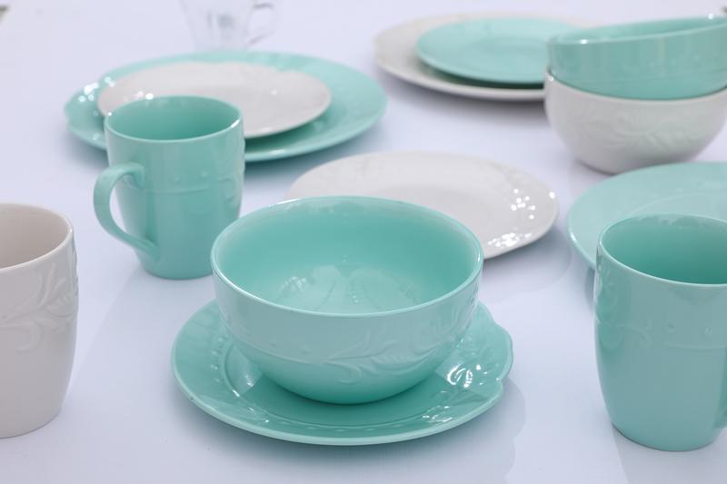 emboss ceramic